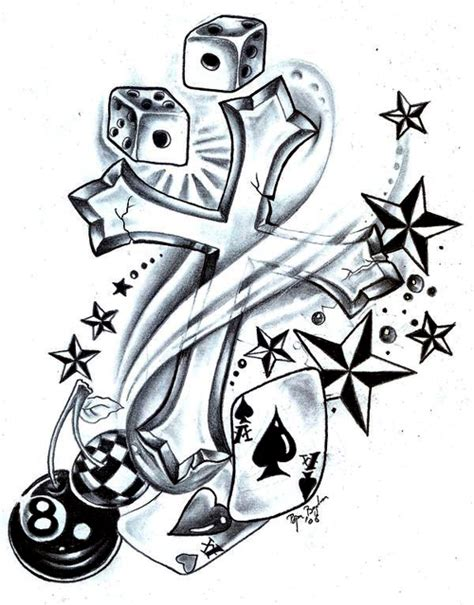 new school gangster tattoo new school tattoo flash and art tattoo flash tattoos