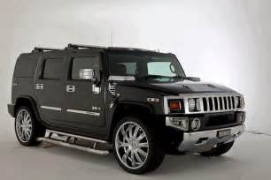 hummer black h2 the amazing pics
