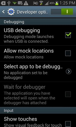 usb debugging app for android how to record the screen of your android device on mac
