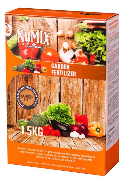 4 5 7 Vegetable Garden Fertilizer Nuway How To Fertilize Vegetable Garden