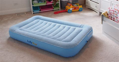 blow up toddler bed toddler kid air mattress travel bed we tested 14