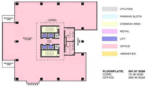real estate office layout plan cebu real estate office space for sale rent at park
