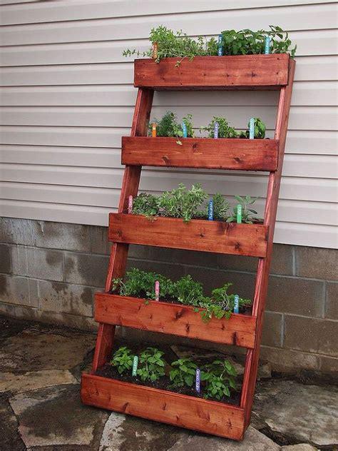 Herb Planters Outdoor by Creative Outdoor Herb Gardens The Garden Glove