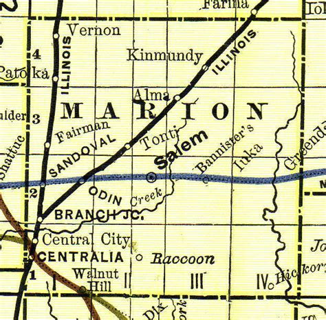 Marion County Records Search Marion County Illinois Genealogy Vital Records Certificates For Land Birth