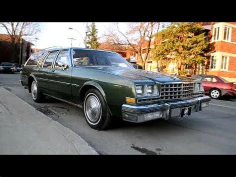 Buick Lesabre Estate Wagon Fabulous 1980 Buick Lesabre Estate Wagon Sighting