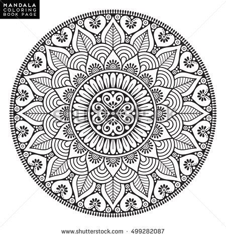 indian pattern making books pdf flower mandala vintage decorative elements oriental stock