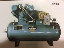 saylor beall usa 10 hp model 707 air compressor slightly used ebay