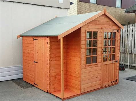 Tiger Shed Reviews by Tiger Multi Store Wooden Summerhouse And Storage Shed