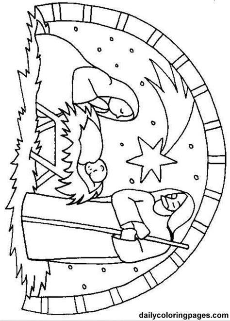 catholic nativity scene coloring pages nativity scene coloring page sheet nativity inspiration