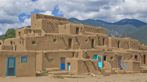 pueblo they are common to the southwest desert the earth newsela native american cultures the southwest