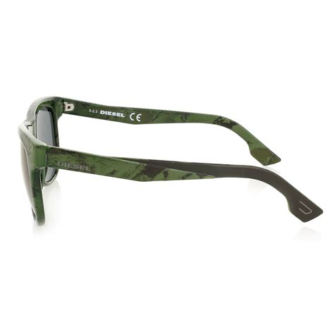 Diesel Lock Shades Limited Edition Couture In The City Fashion by Diesel Coloured Lenses Sunglasses Spence Outlet