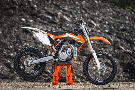 Ktm Sx 85 Ktm 85 Sx 17 14 All Technical Data Of The Model 85 Sx 17