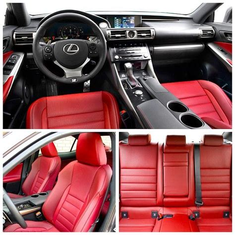 red lexus is 250 2014 rioja red is the new black the 2014 lexus is 250 fsport