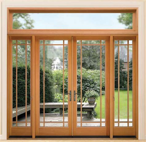 Repair Patio Doors Choosing The Right Patio Doors For Your Houston Home Replacement Windows Houston Tx