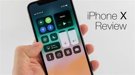iphone x uk iphone x review