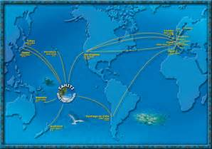 Bora Bora World Map by Where Is Bora Bora And The Society Islands
