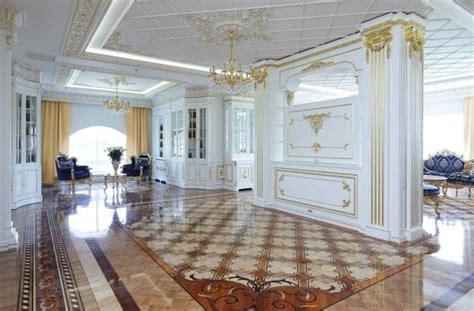 arredamento ingresso classico progetto ingresso villa stile classico