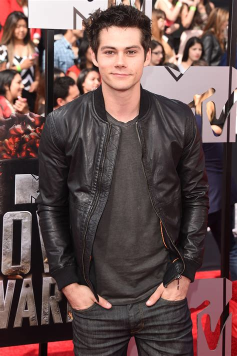 dylan o brien film dylan o brien photos photos arrivals at the mtv movie