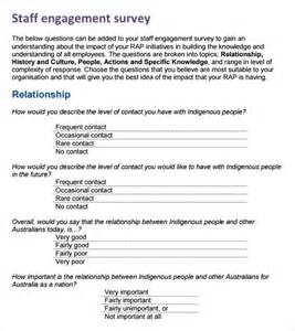 of engagement document template employee engagement survey 7 free documents in