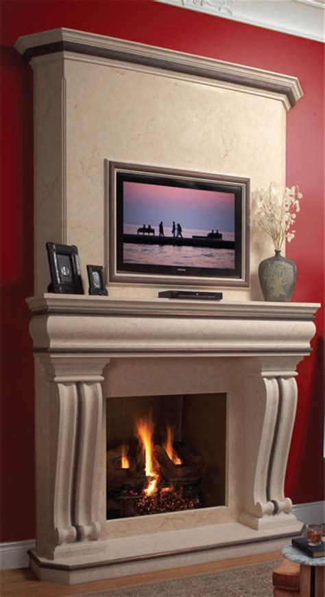 Tuscan Fireplace Mantels by Tuscan Fireplace Mantel Omegamantels