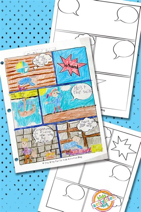 free comic book templates 1000 ideas about make a comic book on make a