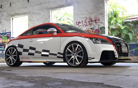 Mtm Audi Tt Rs by 472 Hp Audi Tt Rs By Mtm Taiwantuningcult