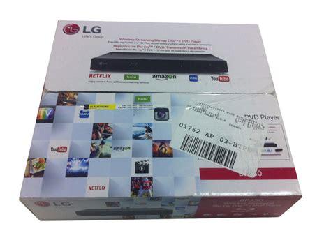 Remotremote Dvd Player Ebox Original lg bp350 disc player dvd player with
