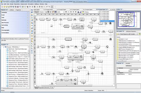 bpmn 2 0 modeler for visio yaoqiang an open source bpmn 2 0 modeler