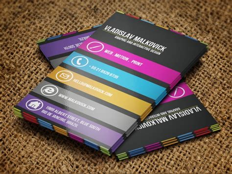 amazing id card design some amazing business card designs culture magnet