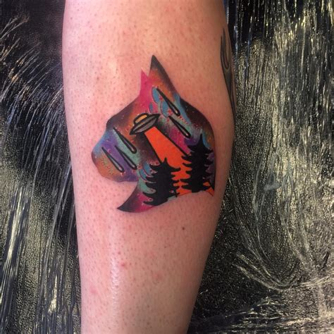 cat ufo tattoo ufo cat tattoo best tattoo ideas gallery