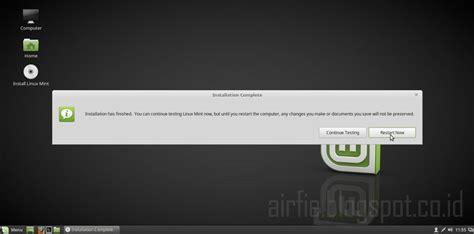tutorial linux mint tutorial install linux mint 18 sarah cinnamon airfie