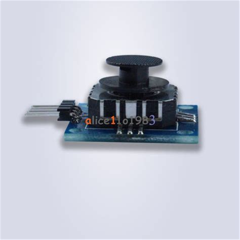 Joystick Module new psp 2 axis analog thumb joystick module 3v 5v for