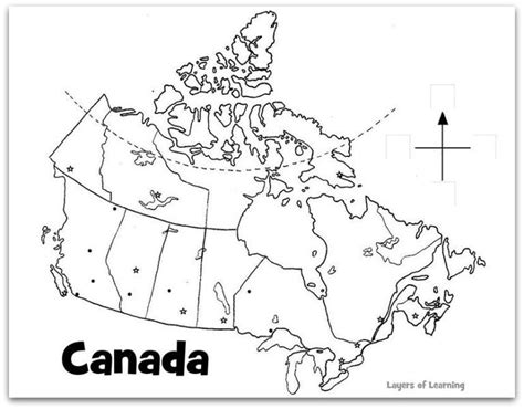 blank canada map quiz canada printable maps travel maps canada printable map