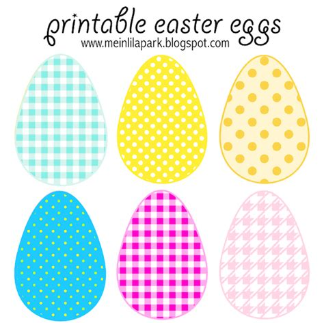 printable pictures easter eggs free printable cheerfully colored easter eggs