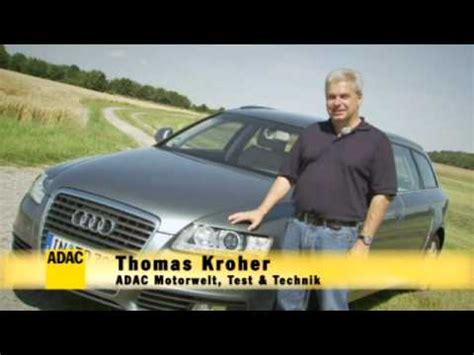 Audi A6 Avant Adac by Adac Autotest Audi A6 Avant Youtube