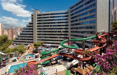 hotel magic aqua rock gardens benidorm