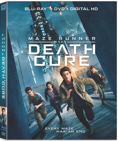 download film maze runner blue ray maze runner the death cure home release info nothing