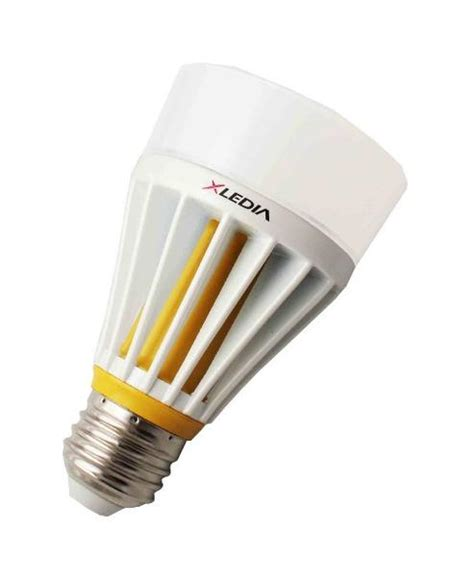 Led Light Bulbs For Enclosed Fixtures Xledia D100l 100 Watt Equal A19 Led For Fully Enclosed Fixtures Earthled