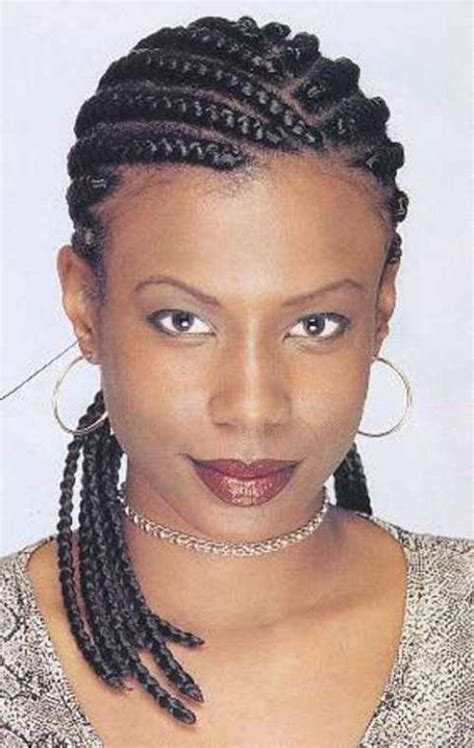easy braid african american 55 superb black braided hairstyles that allure your look