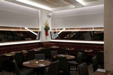 restaurant review fifty  york