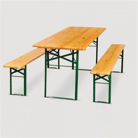 ensemble table et banc location caldesarceens