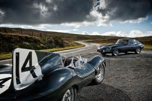 Type D Jaguar E Type Vs D Type Jaguar