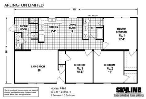 skyline mobile home floor plans skyline homes in sugarcreek oh manufactured home
