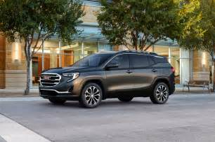 Buick Gmc 2018 Gmc Terrain Reviews And Rating Motor Trend