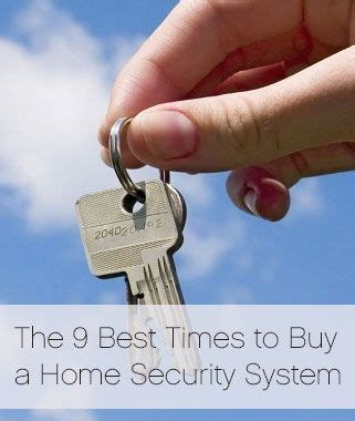 the 9 best times to buy a home security system home the