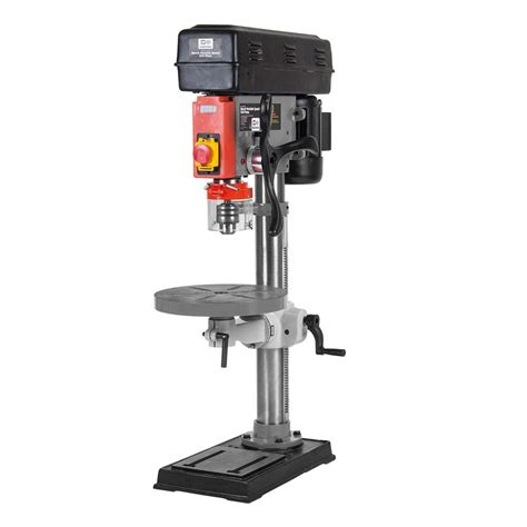 variable speed bench drill press sip bench variable speed drill press 240v 01533