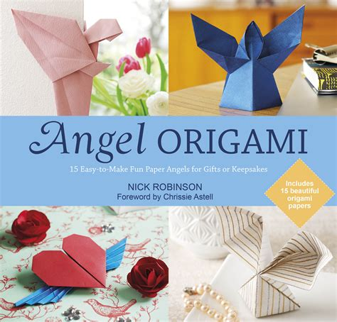Origami For Books - origami book by nick robinson official publisher