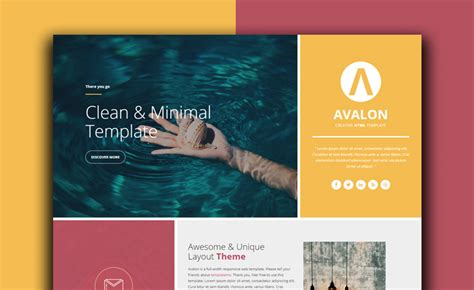 One Pager For City Event Templates Free Html5 Bootstrap One Page Event Website Template