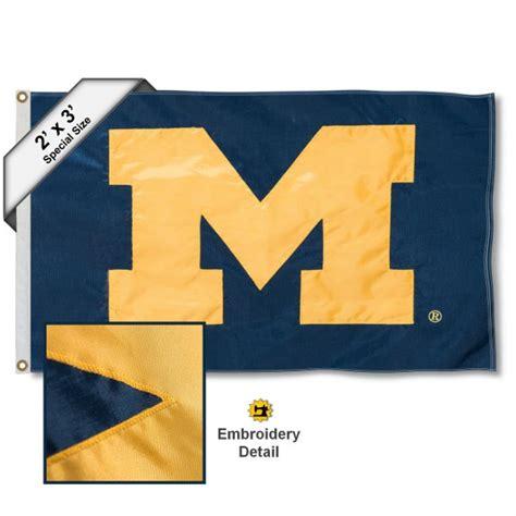michigan state university boat flag university of michigan 2x3 flag your university of