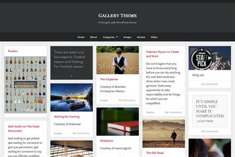photo portfolio themes free 28 free portfolio wordpress themes of 2016